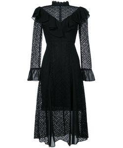Temperley London   Кружевное Платье Prairie