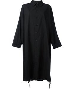 Y'S | Destroyed Shirt Dress