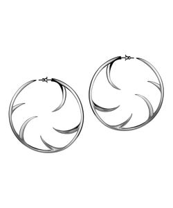 SHAUN LEANE | Cat Claw Hoop Earrings