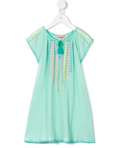 Sunuva | Embroide Cheesecloth Dress 10 Yrs