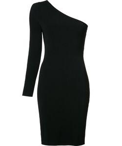 Elizabeth And James | Single Sleeve Dress Medium Viscose/Nylon/Spandex/Elastane