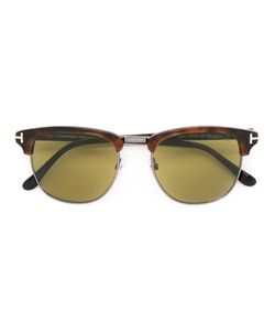 Tom Ford Eyewear | Henry Sunglasses 53 Acetate/Metal Other