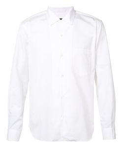 COMME DES GARCONS HOMME PLUS | Comme Des Garçons Homme Plus Club Collar Shirt Size Large