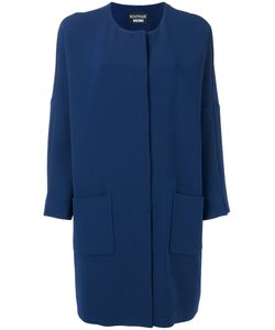 BOUTIQUE MOSCHINO | Loose-Fit Coat 46
