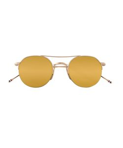 Thom Browne | Mirrored Sunglasses Size