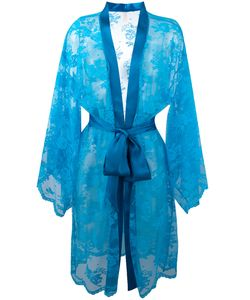 Dolci Follie | Lace Kimono Nylon