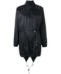 Versus | Logo Plaque Raincoat 40 Nylon/Polyester