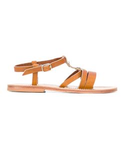 K. Jacques | Marcia Open Toe Sandals Women