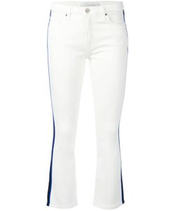 Victoria, Victoria Beckham | Victoria Victoria Beckham Cropped Trousers Size 27