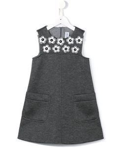 Simonetta | Appliqué Detail Flower Dress 6 Yrs
