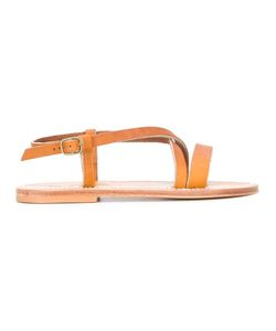 K. Jacques | Flavia Sandals 40 Leather