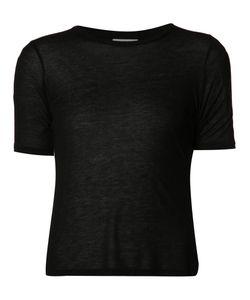 Toteme | Plain T-Shirt Medium Micromodal/Cashmere