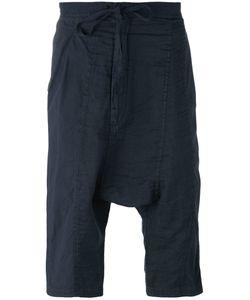THE VIRIDI-ANNE   Drop Crotch Shorts