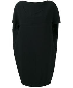 Gianluca Capannolo | Shortsleeved Dress 46 Acetate/Viscose