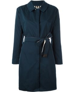 'S Max Mara | Belted Jacket 40 Silk/Polyester