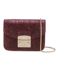Furla | Chain Strap Crossbody Bag Calf Leather/Pvc