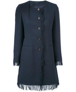 Tagliatore | Doris Fringed Jacket 44