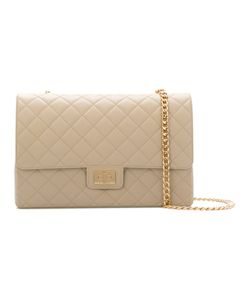 Designinverso | Quilted Crossbody Bag Women One