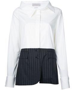 Monse | Belted Shirt 2