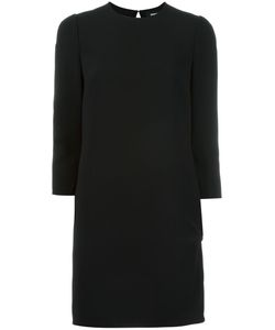 Dsquared2 | Rear Keyhole Cocktail Dress 44 Viscose/Acetate/Spandex/Elastane