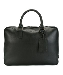 Giorgio Armani | Plain Laptop Bag