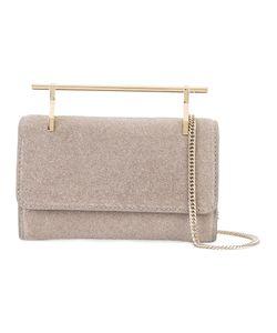 M2Malletier   Glitter Bag Calf Leather/Metal/Pvc