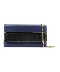 Lanvin | Two Tone Clutch Leather