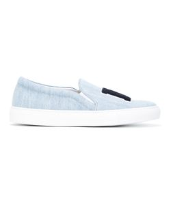Joshua Sanders | Ny Denim Slip-On Sneakers Size 44