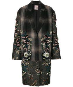 Antonio Marras | Декорированное Однобортное Пальто