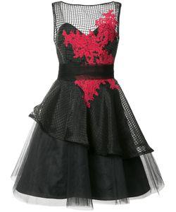 Nha Khanh | Laye Fla Dress 4 Polyester/Nylon