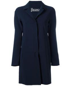 Herno | Classic Midi Coat 48 Polyamide/Spandex/Elastane