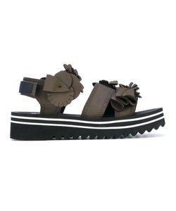 Suecomma Bonnie | Laser Cut Sandals