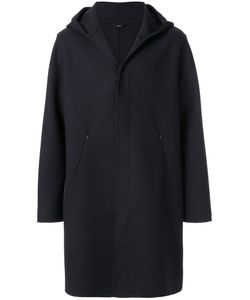 HEVO   Classic Hooded Coat Men