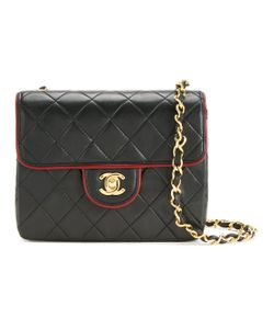 Chanel Vintage | Small Cc Quilted Shoulder Bag