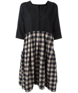 DANIELA GREGIS | Checked Dress