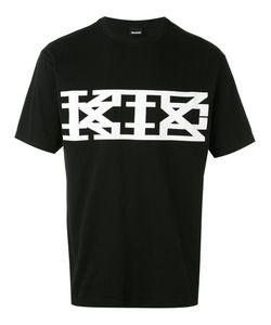 Ktz | Футболка С Принтом Логотипа