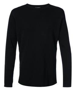wings + horns | Raw Edge Sweatshirt Men Xl