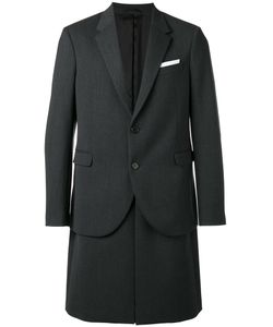 Neil Barrett | Blazer Coat 48 Virgin Wool/Polyester/Spandex/Elastane/Virgin Wool