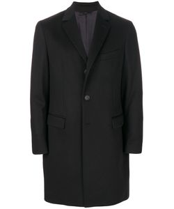 HEVO | Straight Button Up Coat Men