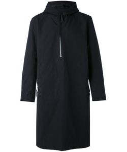 11 BY BORIS BIDJAN SABERI | Half Zip Raincoat