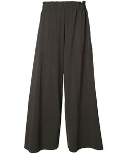 Issey Miyake | Wide-Leg Cropped Trousers
