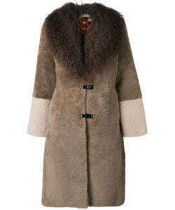Saks Potts | Midi Fur Coat 1 Sheep Skin/Shearling/Polyester