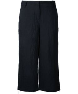 THOM KROM | Cropped Trousers M