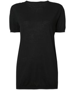 UMA WANG | Fine Knit Shortsleeved Top