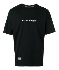 Ktz   Chest Print T-Shirt S