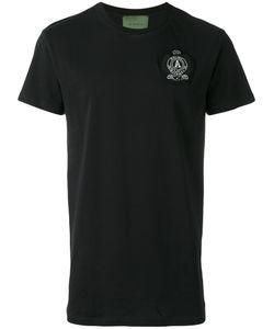 Amen   Logo Patch T-Shirt 46 Cotton/Metal Other/Glass