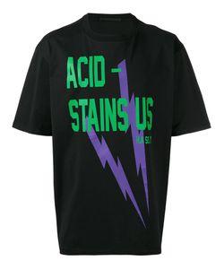 Haider Ackermann | Acid Stains T-Shirt Size Medium