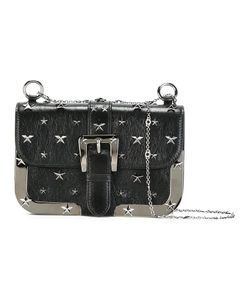 Red Valentino | Star Stud Crossbody Bag Leather/Metal Other