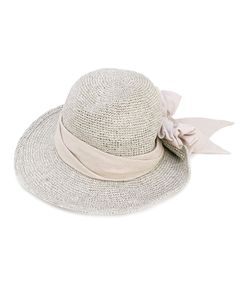 CA4LA   Шляпа С Завязками На Бант