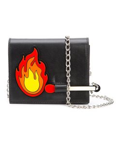Yazbukey | Fire Patch Chain Bag